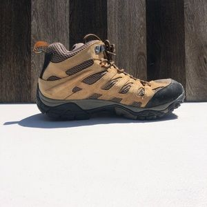 Merrell Shoes - Merrill Moab Mid Earth Hiking Boots